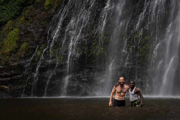 tomegbe waterfall togo dan and friend 720x480