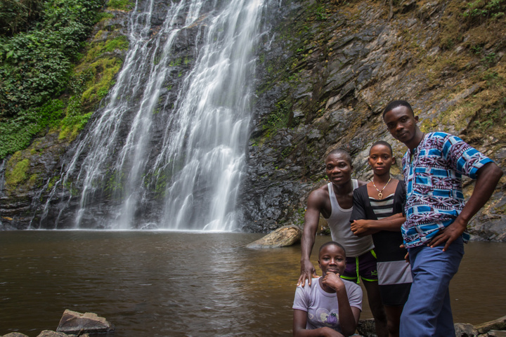 tomegbe waterfall togo visitors 720x480
