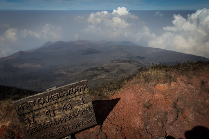 mount cameroon summit sign 720x480