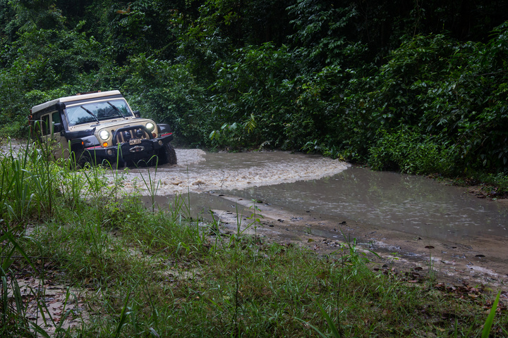 africa jeep gabon water hole 720x480