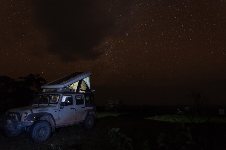 jeep africa camping night 720x480