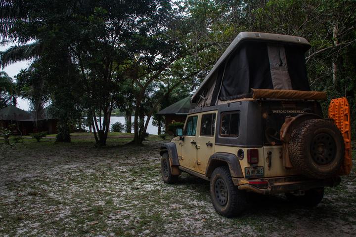loango national park gabon jeep camping 720x480