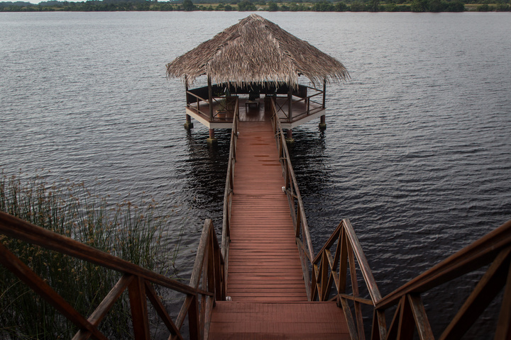 loango national park gabon lodge water 720x480