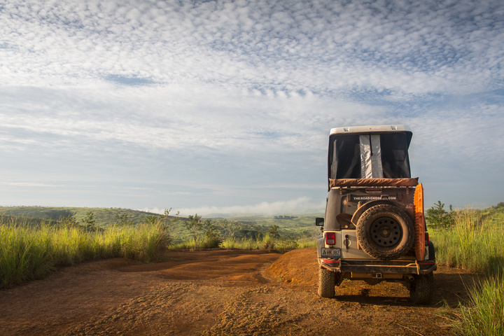 drc camping jeep south of congo river 720x480
