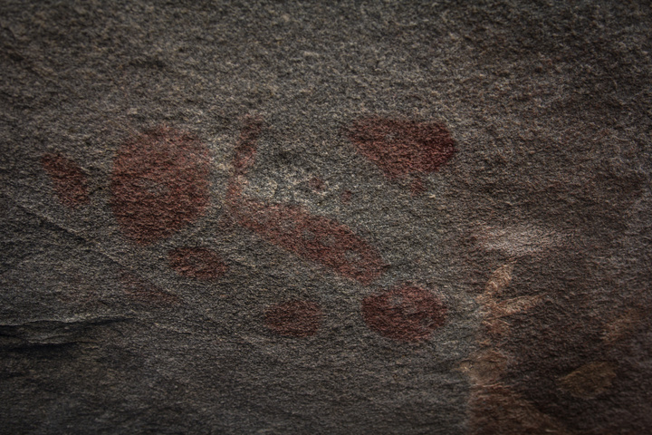 tchitundo hulo rock paintings angola cave roof 720x480