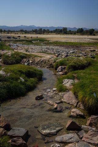 hot spring namibia 320x480