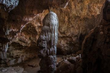 Large stalagmite