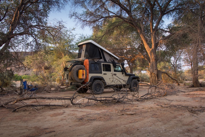jeep riverbed camping with safety 720x480