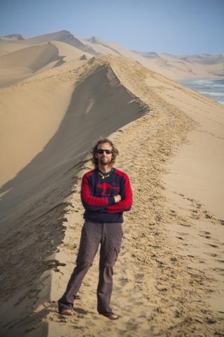 namibia dunes dan ocean 320x480