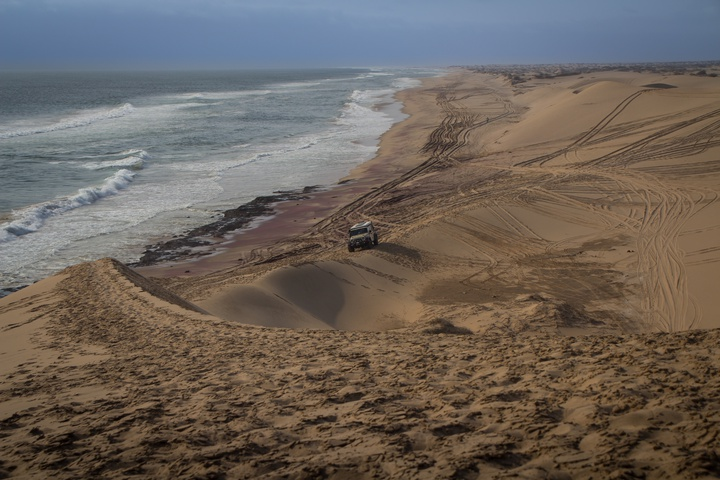 north dunes and jeep 720x480