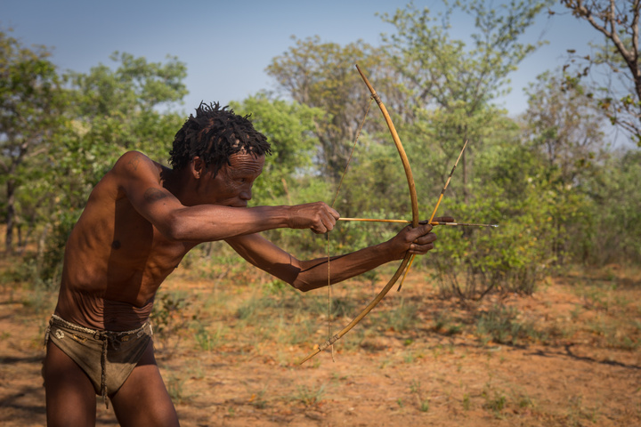 san man bow and arrow 720x480