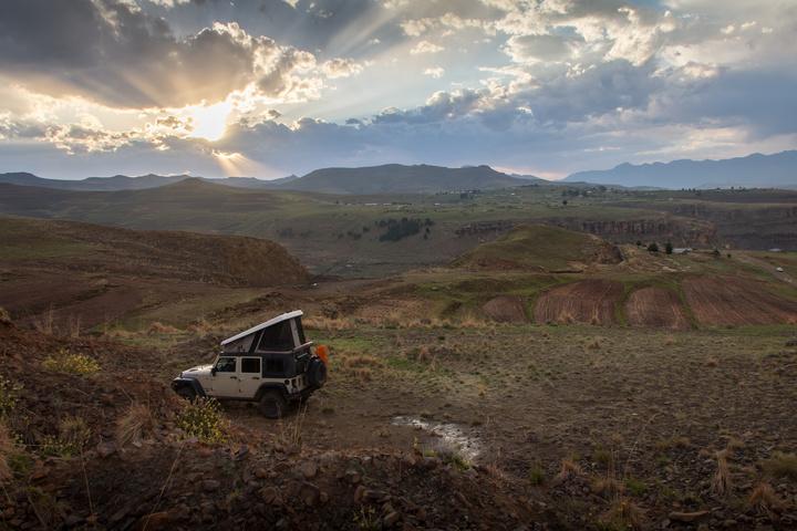 jeep campsite lesotho 720x480