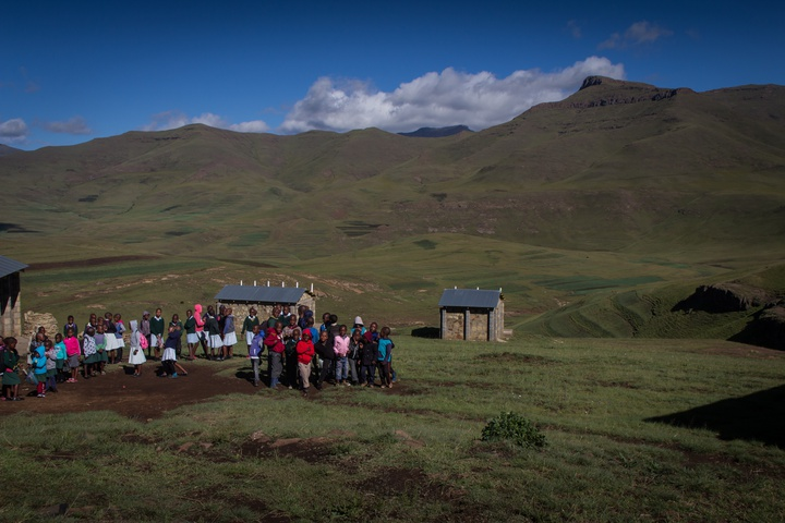lesotho school mountain setting 720x480