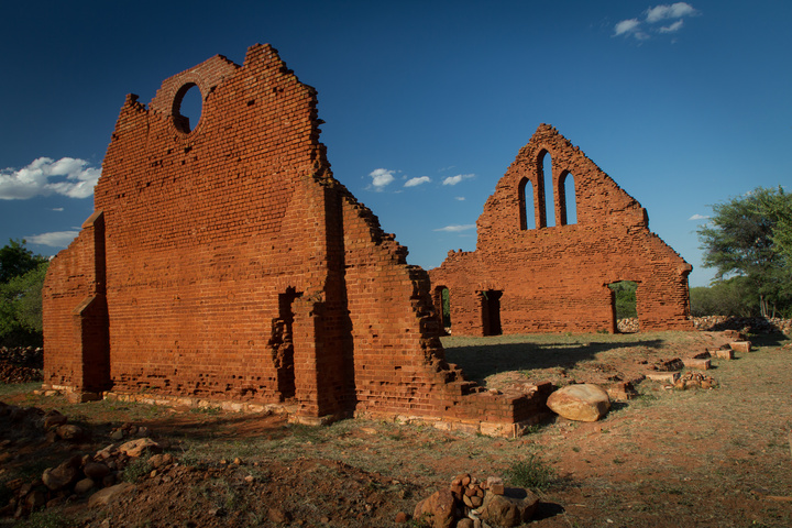 palapye church ruins 720x480