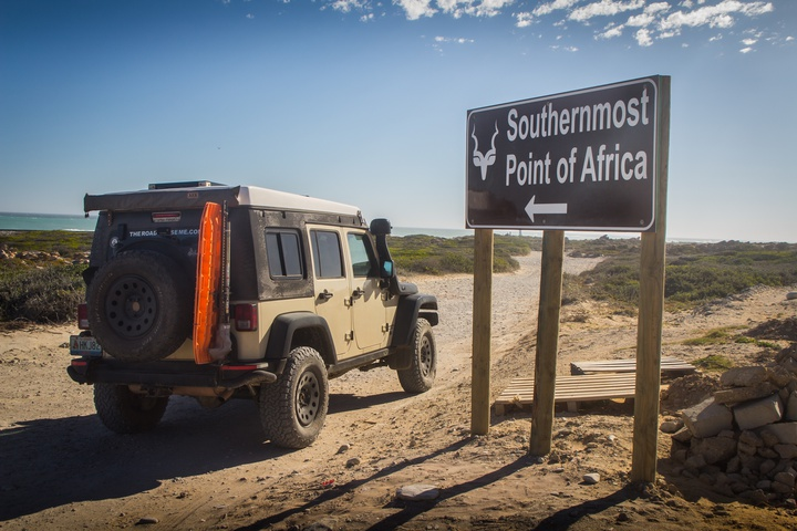 jeep southernmost point of africa 720x480