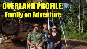 Family on Adventure