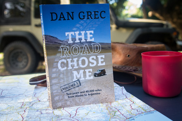The Road Chose Me Volume 1 - get a copy today!