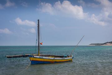 Local sailboat
