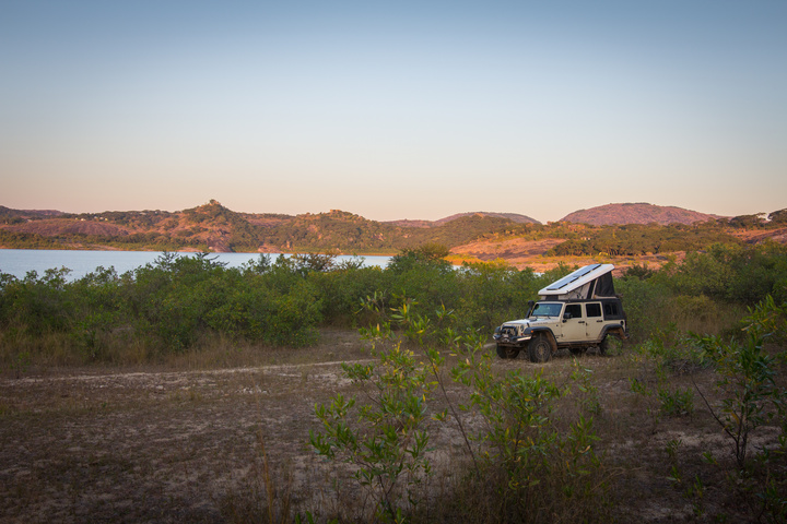 great zimbabwe wild camp lake 720x480