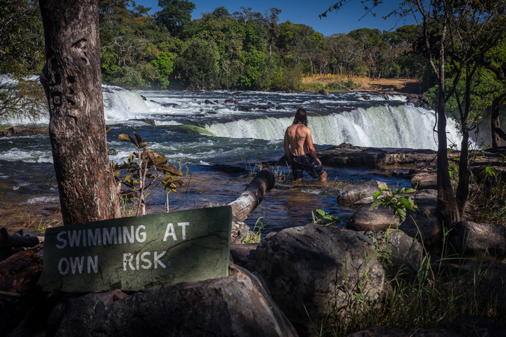 luaungwe falls no swimming 720x480