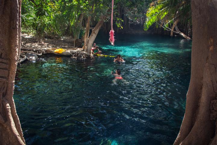 chemka spring pool swing rope 720x480