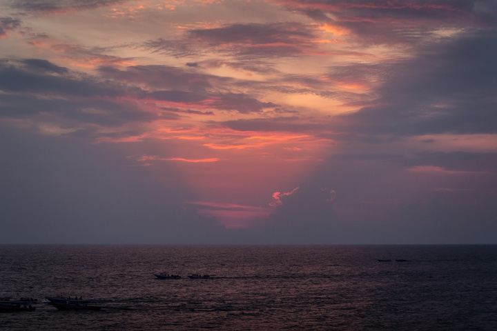 sunset lake tanganyika1 720x480