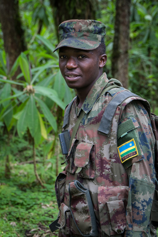 military man rwanda 320x480