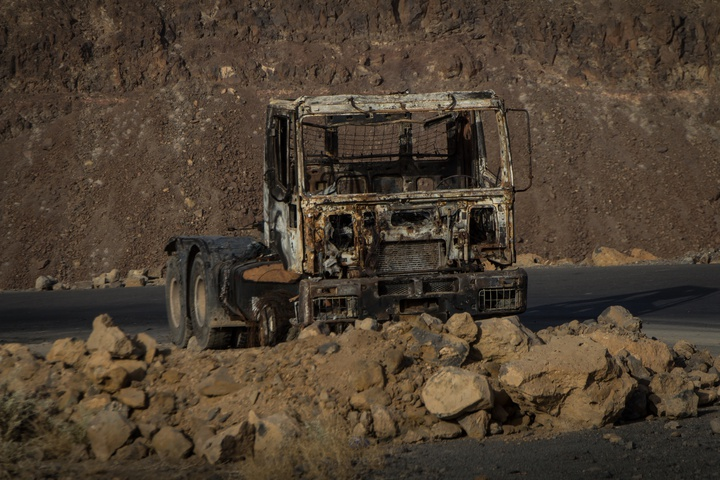 burnt out truck 720x480