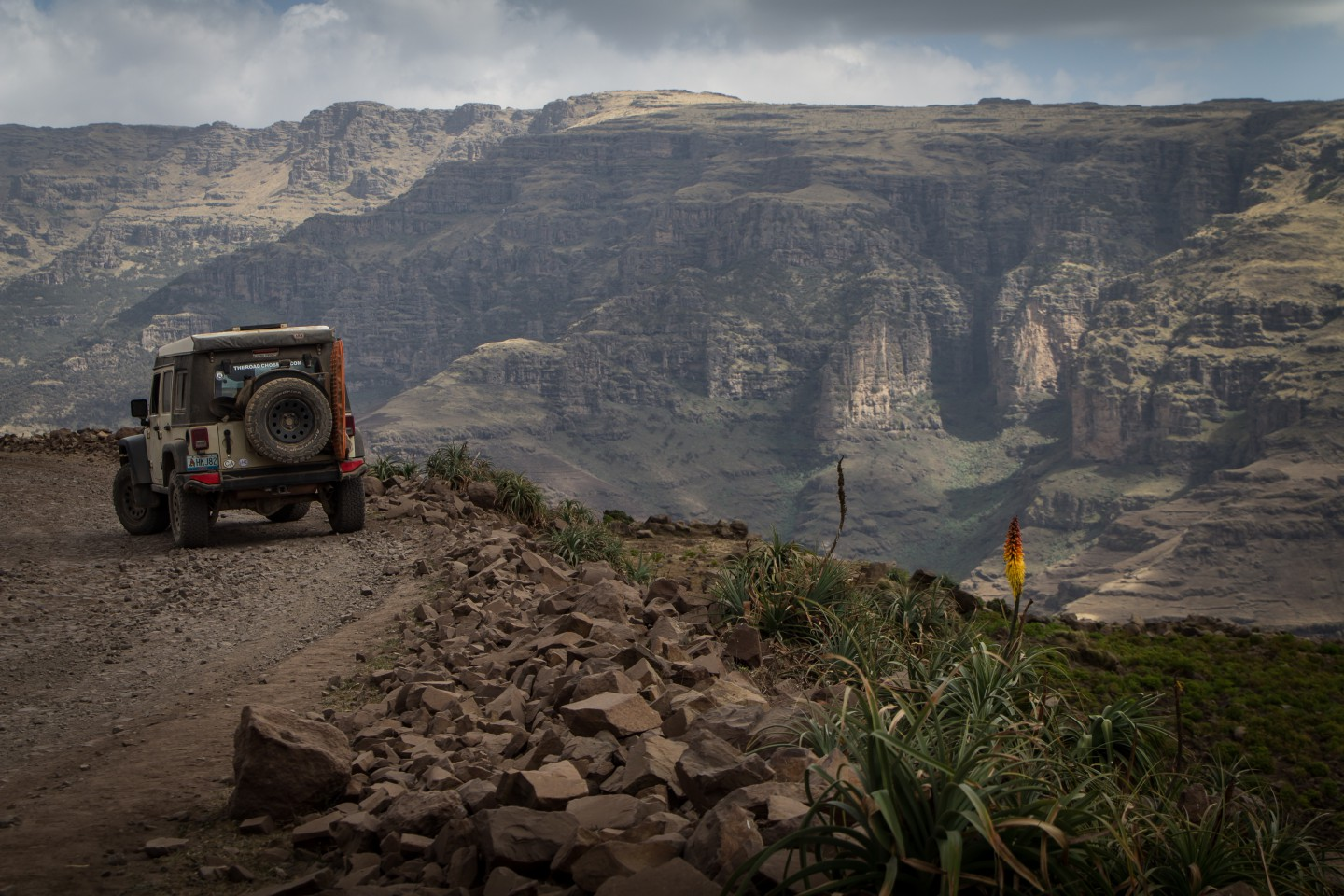 The Simien Mountains Part 1 | The Road Chose Me