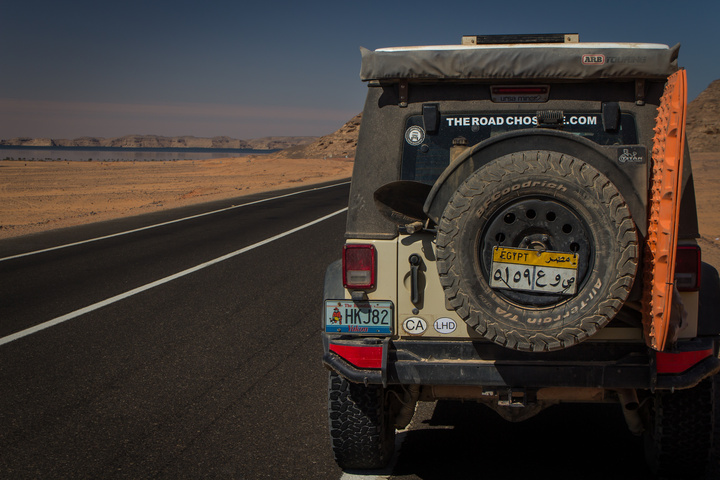 jeep egypt plates back 720x480