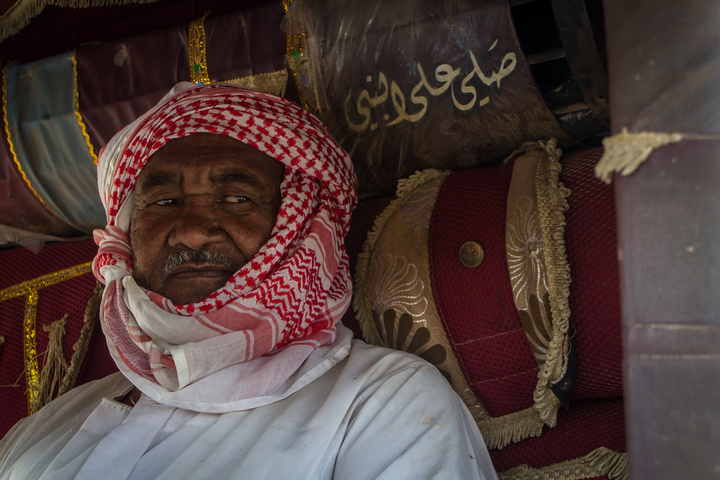 sudan man on ferry 720x480