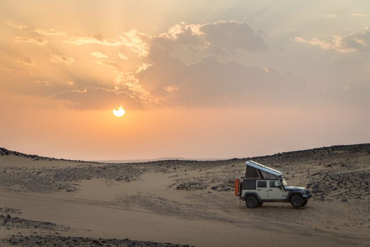sudan sunset camping 720x480