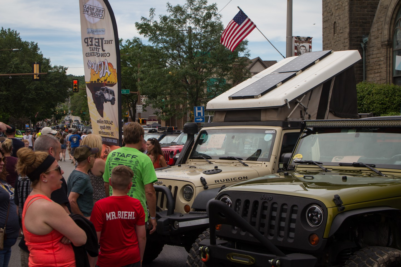 Now At Bantam Jeep Festival Butler Pennsylvania The Road Chose Me