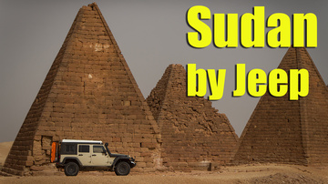 Sudan by Jeep